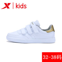 Special walking child shoes boy plate shoes childrens sneakers leisure baby children middle child small white shoe magic sticker