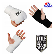 TITLE Genuine Match Japon's Winning Gauze Gel Slow Shock Boxing Gloves Lazy Man Finger Band