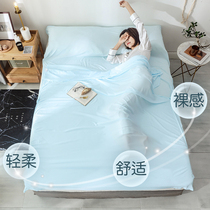 Modal hotel dirty sleeping bag adult travel business hotel non-cotton portable double anti-dirty linen