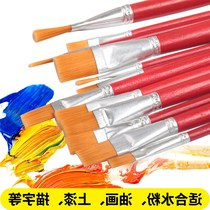 (tick pen) pen water powder watercolor oil painting pen industrial paint brush Lacquer Stroke pen