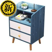 Small k counter simple small bedside simple cabinet modern bedroom bedside lockers Nordic economy bedside