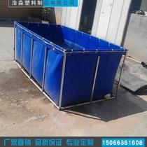 Construction site pool soft water storage water transport pool fish tank pool environmental water tank collapsible pool