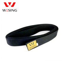 Nine-day mountain taekwondo belt adult childrens mens and womens competition training dedicated black belt cotton.
