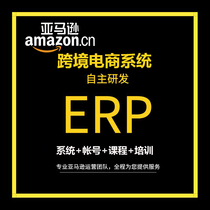 Cross-border e-commerce acquisition delivery software Amazon ERP Store Group acquisition management system OEM OEM customized development