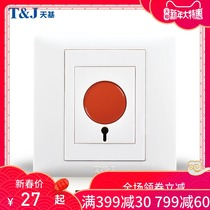 Space-based Hyatt 86 alarm Button SOS Switch Property Home Emergency response emergency call panel
