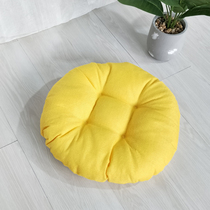 Bright cushion seating on the ground summer breathable ass stool chair round chair cushion office sit-bed tatami cushion