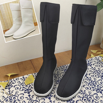 Costume boots cos Chinese soap boots men and women marriage shoes uniforms boots costume photography anime cloth boots props
