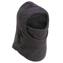 Scratch thickened masked hood anti-terror mask windproof warm masked Bandit Hat CS hat Upgrade edition