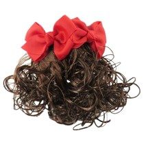 Curly child braid child baby headdress baby girl wig short curly Hair hundred Korean version of Child princess