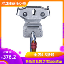 Xin Da steel cable slip rope pulley jungle leap adventure double pulley overhead crossing pulley cableway rescue pulley