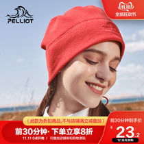 Berch and outdoor fleece cap men and women autumn and winter scarf warm breathable ski riding sports windproof collar hat
