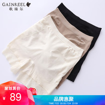 Garrel summer sweet lace fashion anti-light lady safety leggings combination (3 pieces)raft typ