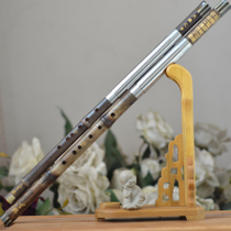 Xuan grue Musical Instrument professionnel jouant type Zizhu double tube transversal soufflant reed épaississement bau