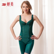 Ting beauty sculpting body suit clothing Xiang Liying abdomen corset waist hip ladies plastic underwear sexy corset