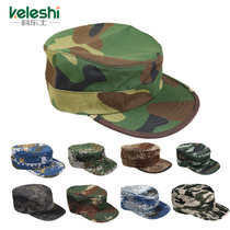 Cols camouflage hat men and women summer outdoor military fans supplies students military training cap tactical cap flat cap