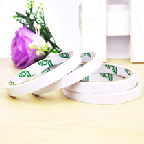 20mm childrens handmade double-sided tape practical paper tape promotional office supplies can tear strong adhesive glue on both sides