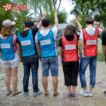 Tintin football training vest against the number of adult children students tearing brand-name clothes sub-dress