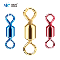Jia fishing gilded eight-Ring 8-ring connector ring sports fishing fishing supplies fishing line Main Line small accessories