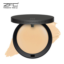 ZFC flawless foundation cream S series concealer freckles pox printed foundation cream foundation moisturizing makeup