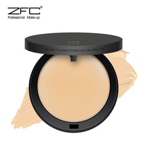 ZFC flawless foundation cream S series concealer freckles pox printed foundation cream foundation maquillage hydratant