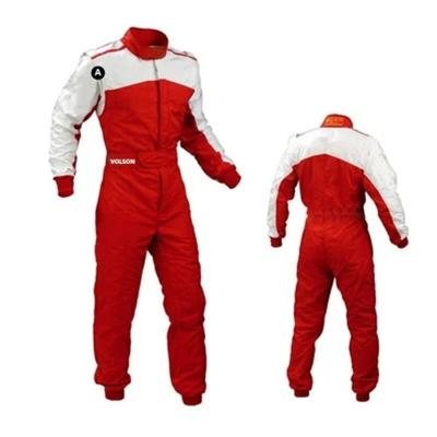 F1 fire retardant FIA certification Siamese racing suit male and female couples racing suit