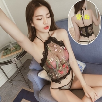 edaf50cbe Bellyband lady sexy adult suit Court Sao students hot sexy lingerie  lingerie lace classical style ...