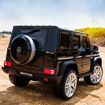 Mercedes Benz G65 childrens electric car four-wheel remote control four-wheel drive off-road vehicle baby car child toy car can sit people