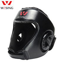 Nine day mountain adult boxing helmet mask head guard martial arts fighting training fight Sanda head guard face