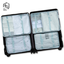 Original travel storage bag luggage clothes finishing bag travel large capacity underwear packaging package package