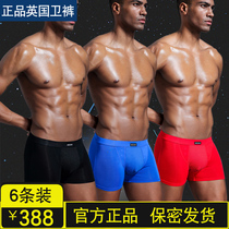 Rose Code 6 British Wei pants official authentic mens underwear mens pants modal magnet underwear