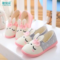 Moon Shoes summer thin section postpartum female autumn package with soft breathable maternity slippers spring and Autumn Winter pregnant women summer summer