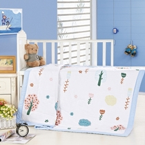 Happy Di cotton gauze children cool summer was air-conditioned cotton kindergarten summer was cotton summer quilt