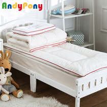 Kindergarten Pure cotton Xinjiang cotton quilt Bedding pillow core Baby bed by Core mattress Mattresses Pillow 120*150