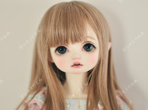 bjd doll 4 nude baby Bambi (fairy ver )elf ear doll doll