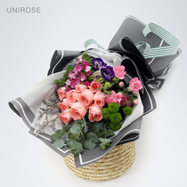 Mix and match roses bouquet City flowers Express National Beijing Shenzhen Shanghai Guangzhou Hangzhou Xian Nanjing florist