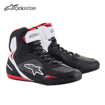 Italy A Star alpinestars motorcycle riding boots four seasons breathable motorcycle riding shoes FASTER 3