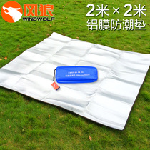 windwolf wind Wolf humidity pad outdoor picnic mat aluminum pad tent mat