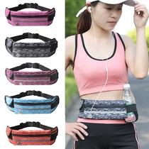 Mobile phone bag across the waist elderly easy to install mobile phone bag gym portable sports running Travel Outdoor pockets