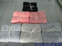 Simple wind knitted jersey quilt cotton cold sense spandex cotton modal quilt cover 140*190CM