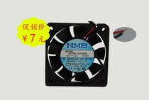NMB cooling thin fan 6015 12V0 16A double ball 6cm 60*60*15mm