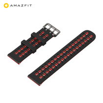 Amazfit Sports Series vitality strap two-color sports wind silicone wrist strap 22mm width