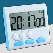 Kitchen timer reminder student timer clock with magnet countdown timer