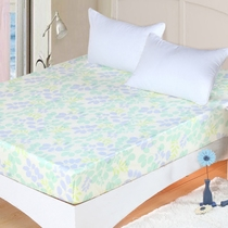 Love home textile pure cotton printed bed Li floral multi-type optional single double bed bed mattress cover
