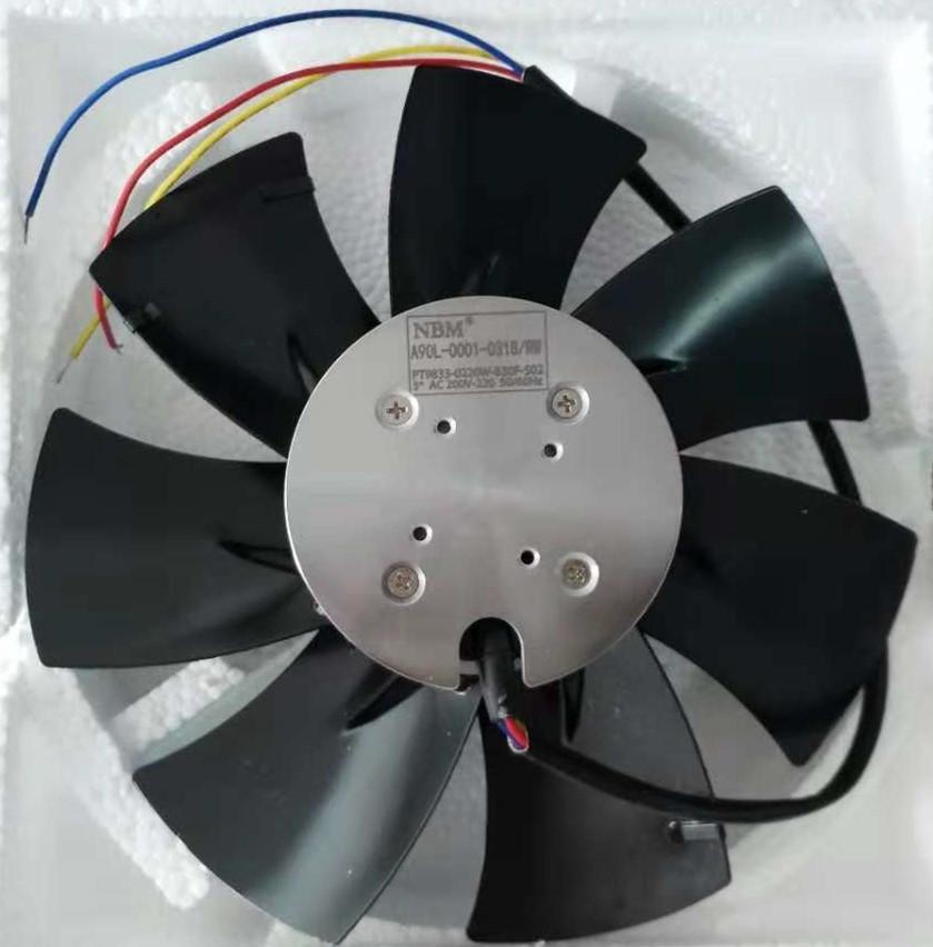 New FANUC Spindle Motor Fan A90L-0001-0317//R A90L-0001-0317#R One year warranty